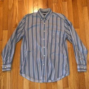 Men's Nautica Button Down Long Sleeve Sz.Med
